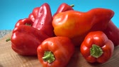 bells : Sweet red pepper.