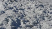 passagem : The frozen sea Stock Footage
