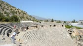 ephesus : Greek-Roman amphitheater. Turkey.