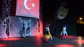tornitura : BELDIBI, TURKEY - JUNE 11: Performers of the Turkish Night show at the Turkiz Resort & Spa on June 11, 2012 in Beldibi, Turkey.