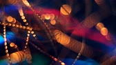 triunfar : Abstract blurred Christmas background