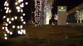 GENEVA � DECEMBER 2014�: Christmas in Geneva timelapse with tracking shot. Find similar in our portfolio.