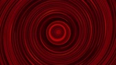 irreal : many motion spiral circles backgrounds Stock Footage