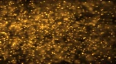 golden explosion sparkling, holiday christmas new year celebration HD 1080
