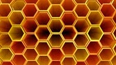 komórka : Background of Hexagons