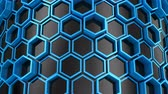 hi tech : Background of Hexagons