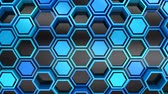 formuláře : Background of Hexagons