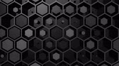 weegschaal : Background of Hexagons