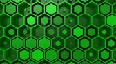 nido d ape : Background of Hexagons