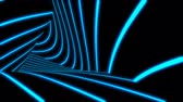 cyan : Moving Inside Tunnel