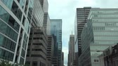 apartamentos : City Office and Apartment Buildings Stock Footage
