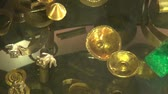 wealthy : Gold, Precious Metals, Jewelry Stock Footage