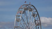 summer : Ferris Wheel, Amusement Park Rides