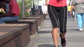runners : Jogging, Jogger, Running, Runner Stock Footage