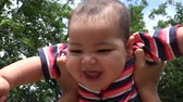 игривый : Happy Baby Smiling Infant Laughing Newborn