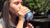 dcera : Girl Drinking, Thirst, Thirsty, Beverages