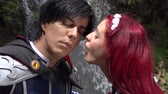 admiração : Cosplay Couple In Love Vídeos
