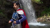 nobre : Confident Cosplay Male Prince