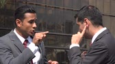 contemplando : Man Confused By Deaf Man Using Sign Language