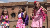 образование : Cute Girls Preschool Children