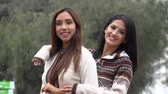 senhora : Peruvian Women Wearing Knit Sweaters