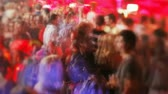 people : crowd dancing in barcelonas biggest club, Razzmatazz