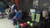 paralyzed : People with disabilities go in for sports