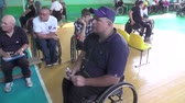 espíritos : People with disabilities go in for sports