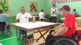 paralysé : People with disabilities go in for sports