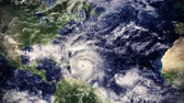 categoria : Hurricane from space satellite earth storm typhoon climate cloud weather 4k