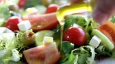císař : Mediterranean salad with fresh and healthy ingredients Dostupné videozáznamy