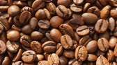 боб : Roasted coffee beans. Selective focus.
