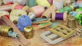 sewing : Various vintage accessories and sewing tools