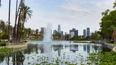 freizeit : Downtown Los Angeles und Echo Park Day Timelapse Medium