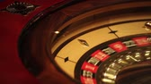 povznášející : A close up shot of a casino roulette in motion... Dostupné videozáznamy