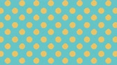 laço : Retro circle pattern on beige background.
