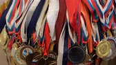 concorrentes : A large number of Russian sports medals Vídeos