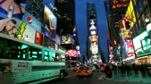 New York City Times Square time-lapse