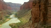 ocidental : Grand Canyon with Colorado River Vídeos