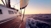 navigation : Sailing Stock Footage