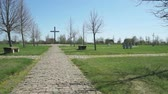second avenue : The German military memorial cemetery in Russia