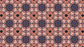 metragem : poly art kaleidoscope grey black dot flower for VJ Fractal Background