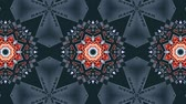 caleidoscoop : Poly Art Kaleidoscope Seamless color mandala flower kaleidoscope 4k Abstract