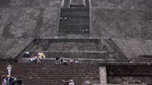 columbian : Pyramid of the Suns Stairs, Teotihuacan, Mexico
