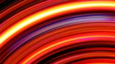 sutil : Abstract Rainbow Light Streaks Loop - Seamless, loopable animation of abstract rainbow light streaks. Vídeos