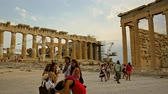 turysta : Acropolis in the Summer Wideo