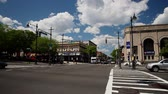 автомобиль : Corner of Eastern Parkway and Nostrand Avenue in Brooklyn