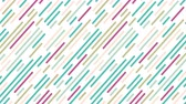linha do horizonte : Colorful Diagonal Anime Lines, Material Design style