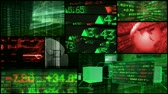 капитализм : Montage of stock market tickers, computer data, global information. All videos and animations in this montage are available in my portfolio as separate elements. HD 1080 Seamless loop.-