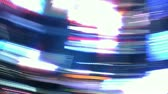 vezes : Spinning in Times Square NYC. HD 1080. Video shows NO compression or digital artifacts.-